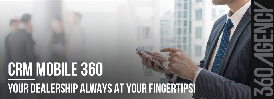 360.Agency - Header CRM Mobile 360